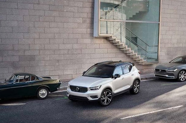 2020 Volvo XC40 360° Surround View Camera