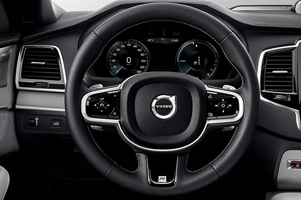 2020 Volvo XC90 Interior & Technology