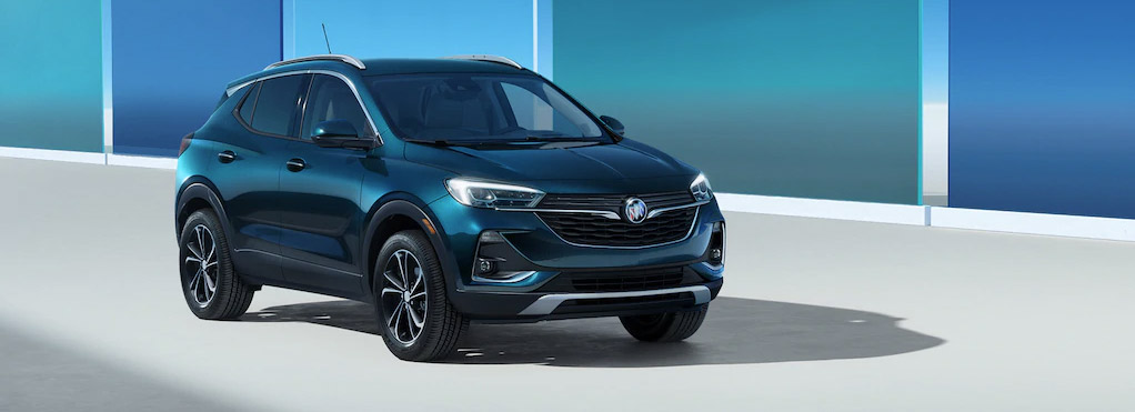 All New 2020 Buick Encore GX header