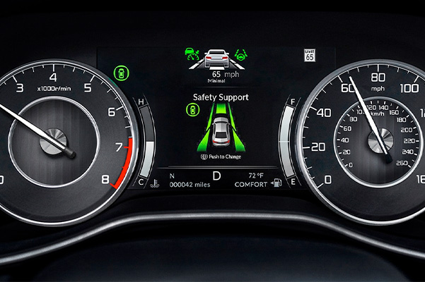 2021 Acura TLX safety