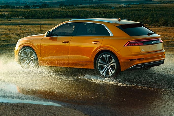 quattro® all-wheel drive