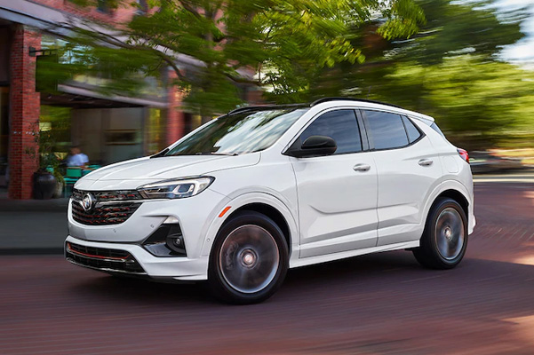 2020 Buick Encore GX Small SUV Sport Touring Package