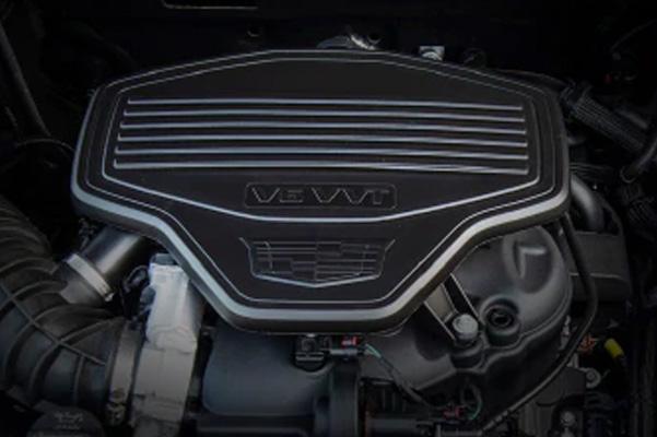 2021 Cadillac XT-5 Engine