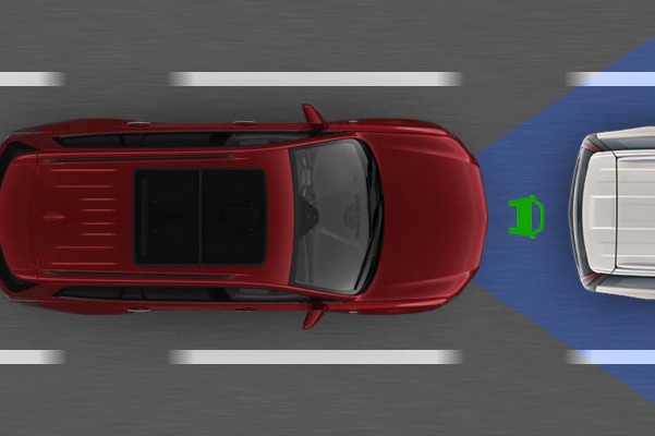 forward collision alert