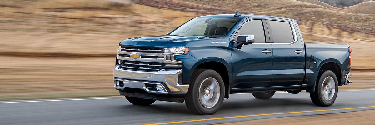 2021 Silverado 1500 Diesel Pickup Truck