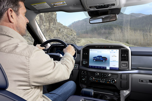 Available Ford Co-Pilot360™ 2.0