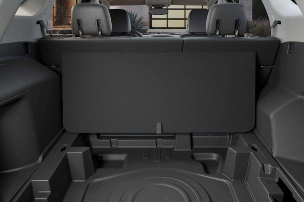 2021 GMC Terrain Small SUV Interior Cargo Space View