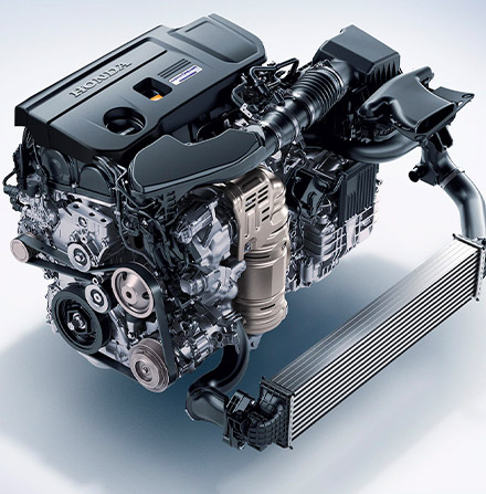 2021 honda accord turbo engine