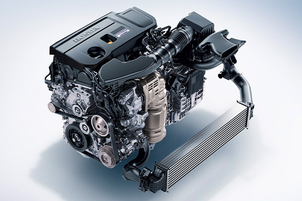 2021 honda accord turbo engine