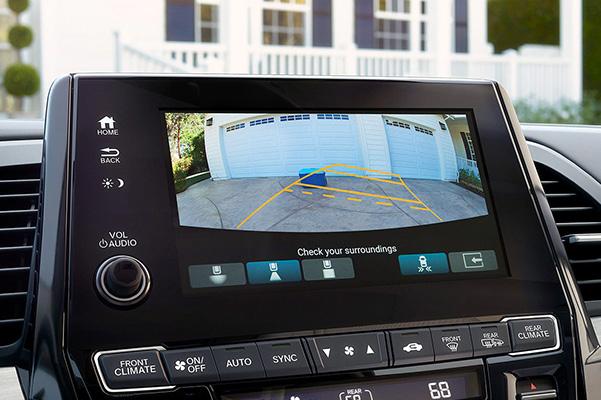 2021 Honda Odyssey back-up cam
