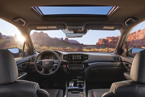 2021 Honda Passport Interior Features & Technology