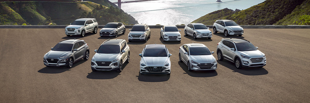 2020 Hyundai Line-up
