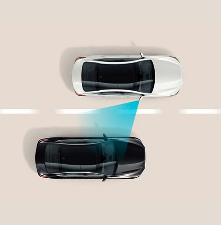 Hyundai Blind Spot Collision Avoidance Assist