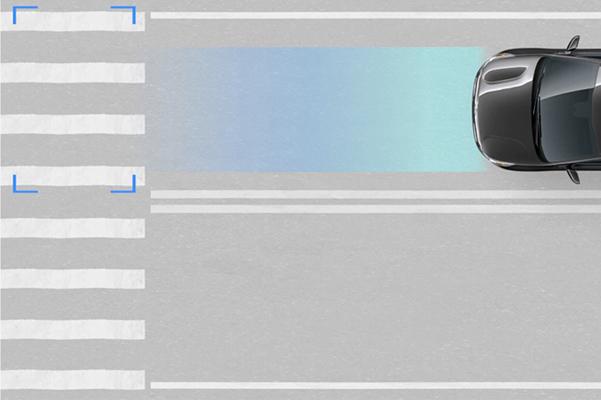2021 Kia Niro Hybrid Forward Collision-Avoidance Assist With Pedestrian Detection