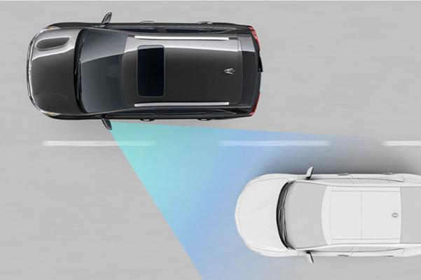 2021 Kia Niro Blind-Spot Collision Warning