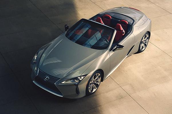 2021 Lexus LC Specs & Safety