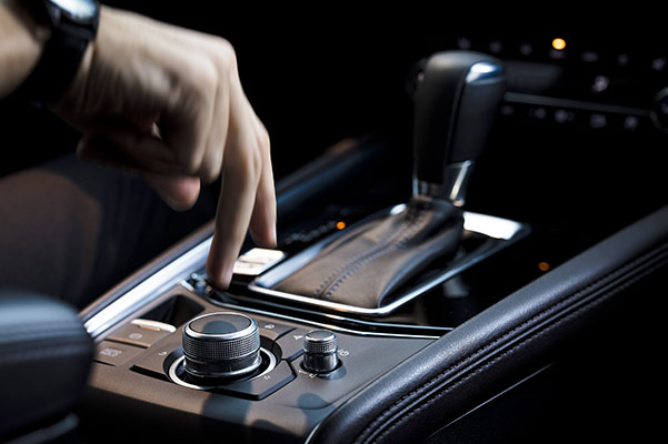 2021 Mazda CX-5 Gear shifting