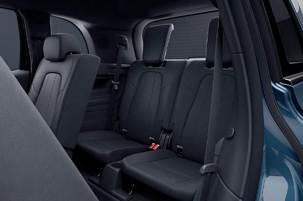 2021 Mercedes-Benz GLB Tan Seats