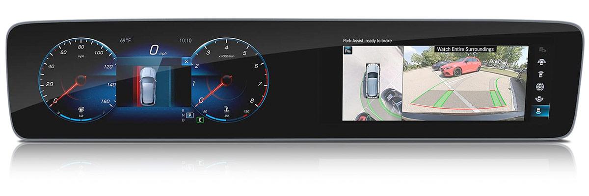 2021 Mercedes-Benz GLB Rear view
