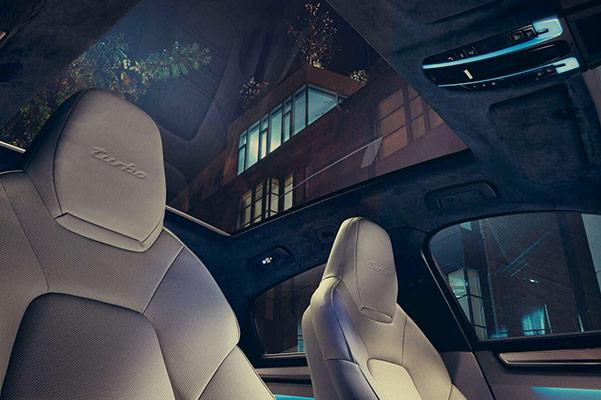 2021 Porsche Cayenne – moonroof