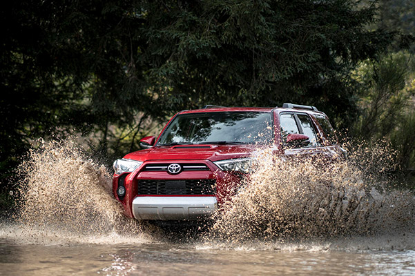2021 Toyota 4Runner Specs & Performance