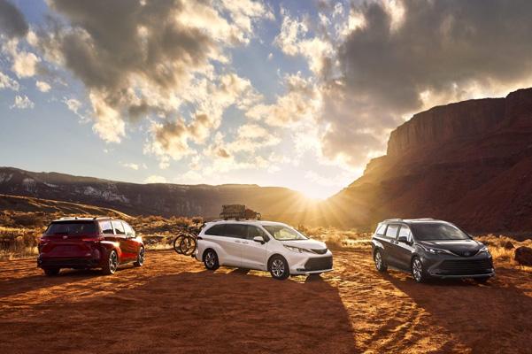 2021 Toyota Sienna Family