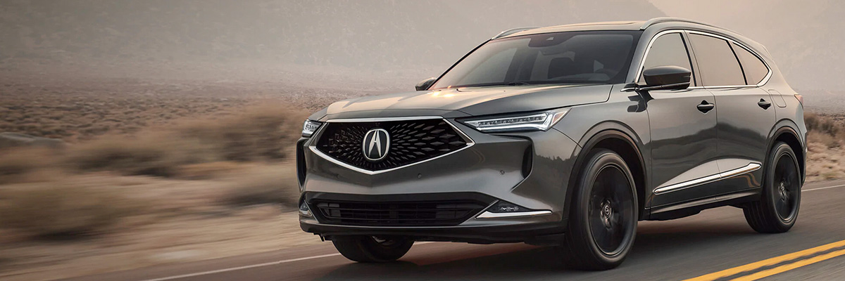 All new 2022 Acura MDX
