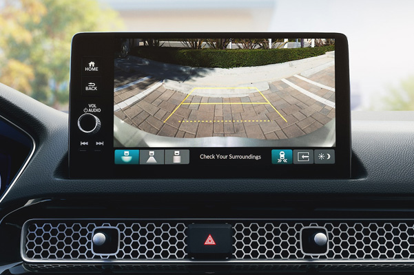 Multi-Angle Rearview Camera*