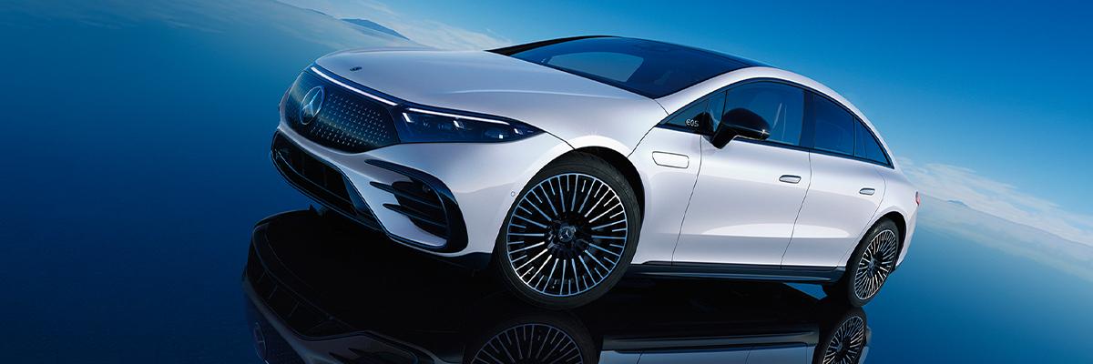 All New 2022 EQS Sedan from Mercedes-EQ