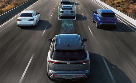 2022 Nissan Pathfinder ProPILOT Assist