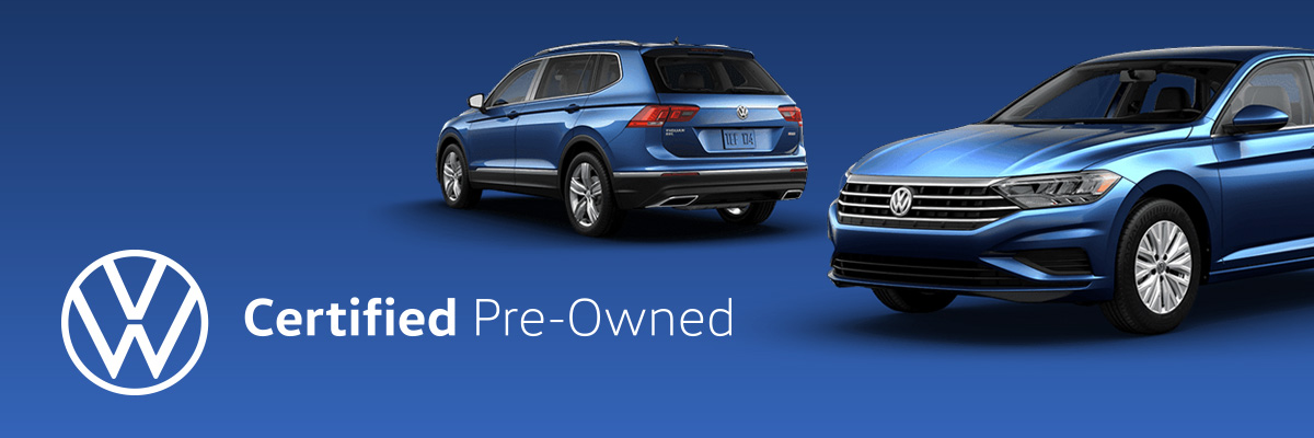 Certified Pre-Owned VW