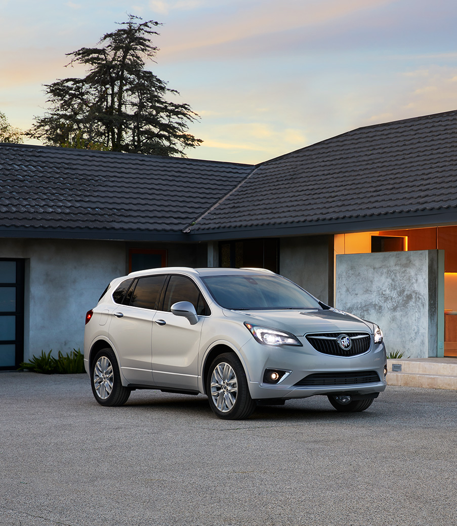 Buy Or Lease A New 2019 Buick Envision
