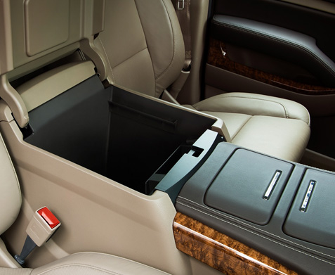A Spacious Interior Equipped with the Latest Technologies