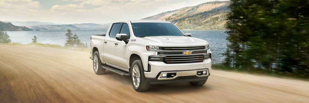 2020 Chevy Trucks for Sale