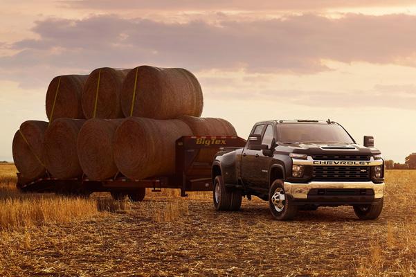 2020 Chevrolet Silverado HD Truck