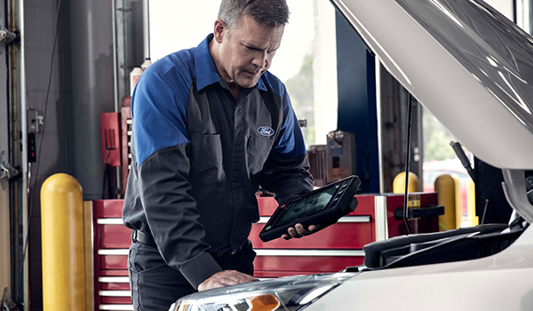 Ford Service Tech