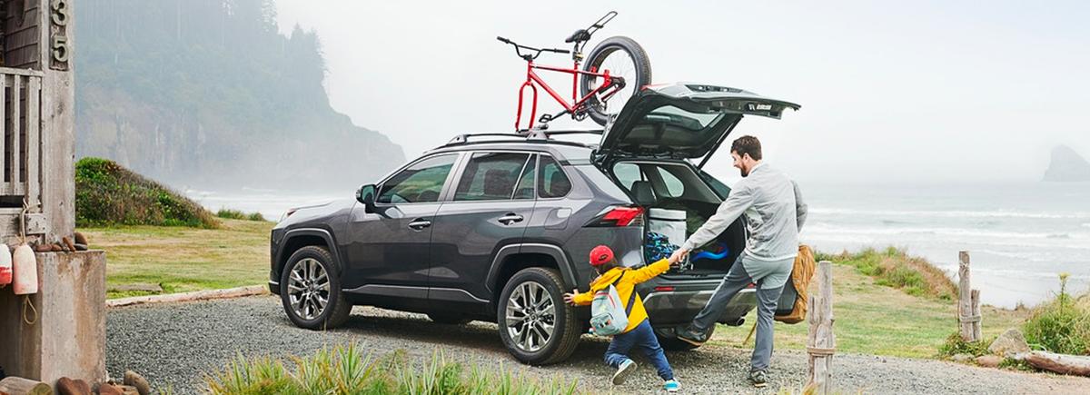 Toyota RAV4 - road trip concept