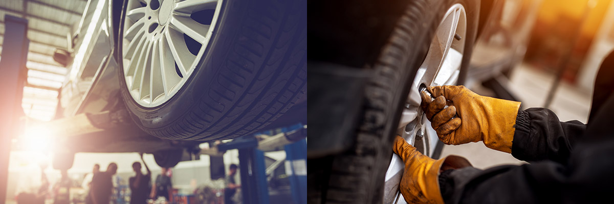 How Often Do You Need to Rotate Your Mitsubishi Tires?